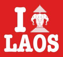 I Erawan (Love) Laos by iloveisaan