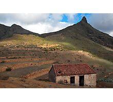 Roque del Imoque Photographic Print