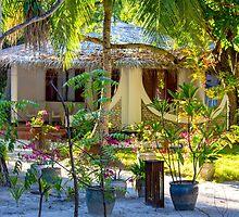 Vacation resort in the Maldives, Eden on Earth by Atanas Bozhikov NASKO