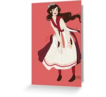 Orelie Greeting Card
