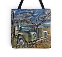 Old Mack Tote Bag