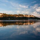 Lake Minnewaska, New Paltz, New York by Jay Morena