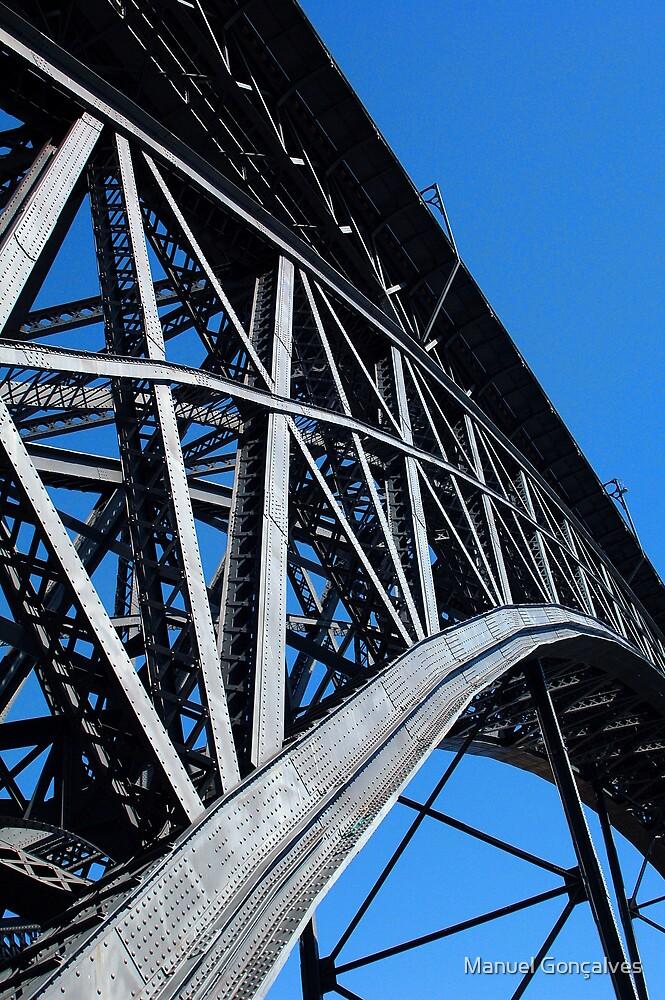 Bridge by Manuel Gonçalves