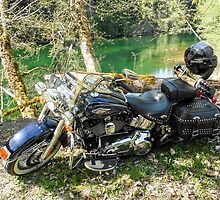 2012 Harley-Davidson Heritage Softail Classic by Jim Stiles