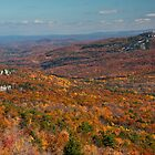 Skytop Tower and Mohonk Preserve  by Jay Morena