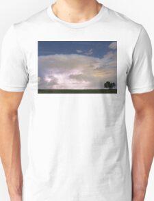 Stormy Starry Night T-Shirt