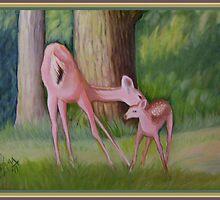 Deer Love! by Noel78