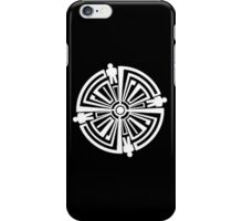 Haven Troubled Guard Tattoo White Logo iPhone Case/Skin