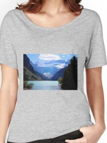 Lake Louise Women's Relaxed Fit T-Shirt