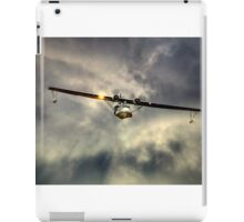 "PBY-5A Catalina ""Miss Pick Up"" iPad Case/Skin"