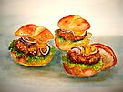 Delicious...PB Sliders by  Janis Zroback
