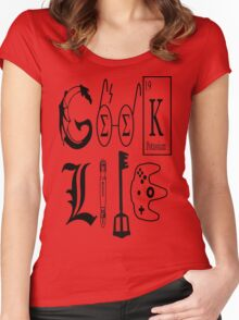 Geek Life Women's Fitted Scoop T-Shirt