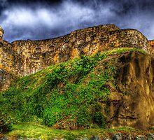 Fuerte San Felipe del Morro (El Morro Fort) by Aurelio Torres