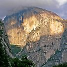 half dome sunset by Bruce  Dickson