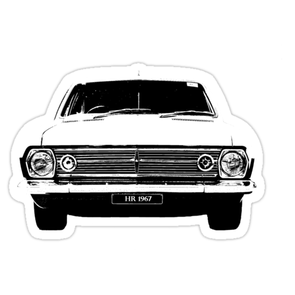 1967 HR Holden Tshirt by Kitsmumma