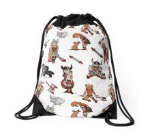 Vikings Drawstring Bag