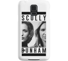 Dana Scully / Olivia Dunham Samsung Galaxy Case/Skin