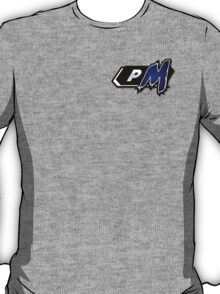 Project M logo Sticker T-Shirt