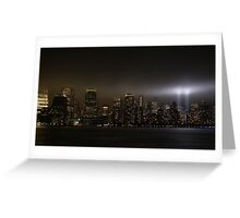 September 11 Greeting Card