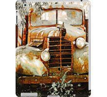 Old Memories Never Die iPad Case/Skin