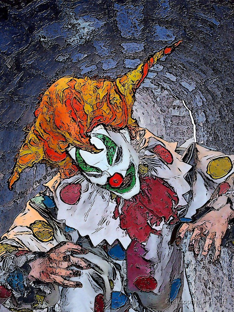 Coulrophobia by Christopher Pottruff
