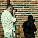 Photographing His Shadow by Susan Russell