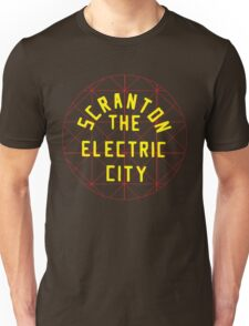 Scranton The Electric City Unisex T-Shirt
