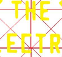 Scranton The Electric City Sticker