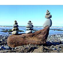 Balance in Harmony Photographic Print