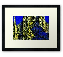 Milan Cathedral  Fine Art Print Framed Print