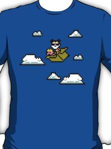 Let's Go on an 8-bit Adventure! T-Shirt