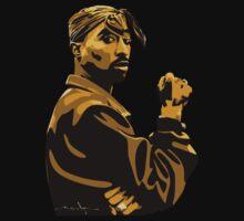 Tupac Vector by mattlock