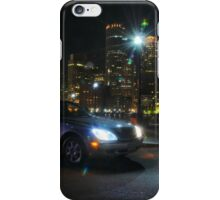 Night Out In Boston iPhone Case/Skin