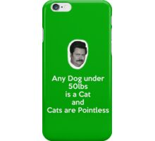 Dogs and Cats iPhone Case/Skin