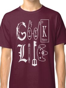 Geek Life White Version Classic T-Shirt