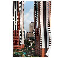 Apartments in KL Poster