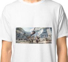 Lann battle  werewolf Classic T-Shirt