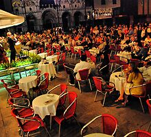 Libertango at Piazza San Marco by andreisky
