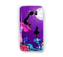Alice in Wonderland and Caterpillar Samsung Galaxy Case/Skin