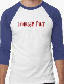 Mouse Rat Men's Baseball ¾ T-Shirt