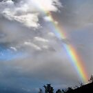 Rainbow on the Mount by JKStanford