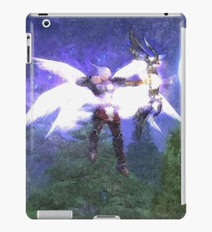 Flying elf iPad Case/Skin