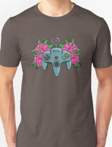 Retro Girl Gaming T-Shirt
