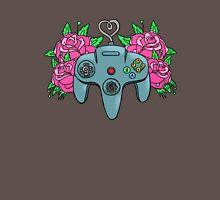 Retro Girl Gaming Unisex T-Shirt