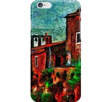 Old Sea House Fine Art Print iPhone Case/Skin
