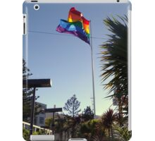 The Rainbow Flag Backlit iPad Case/Skin