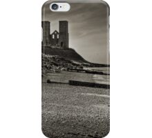 Reculver Tower iPhone Case/Skin