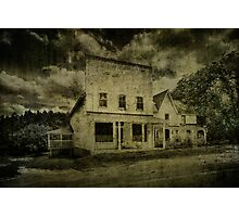 Ghost Story Part II Photographic Print