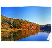 *FALL REFLECTIONS* Poster