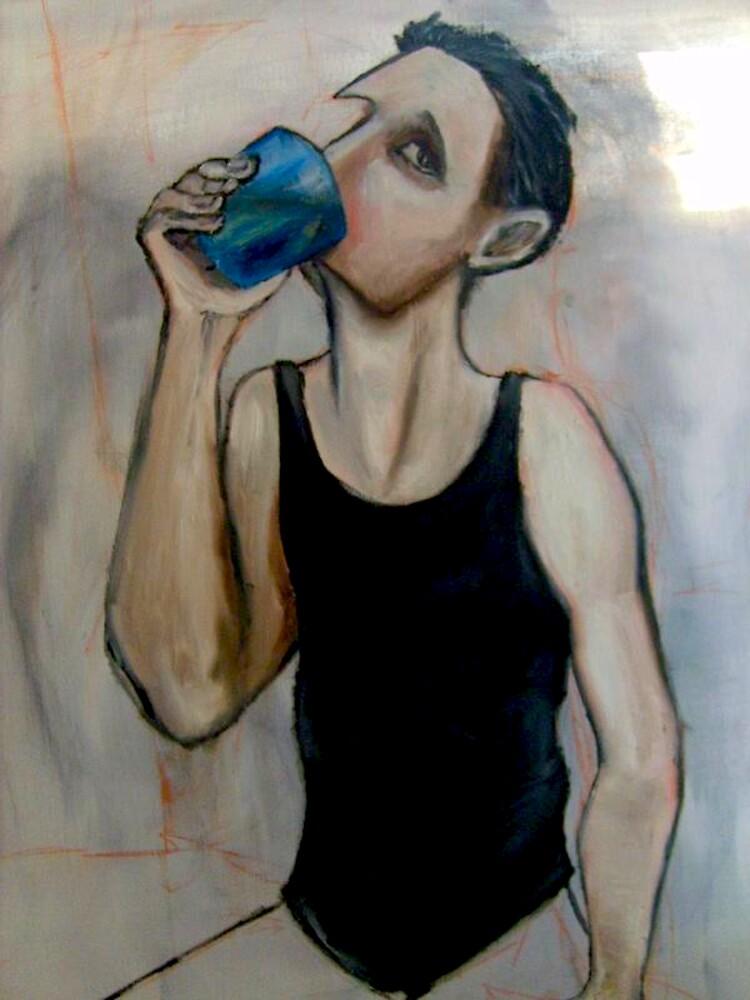 drinkin by Richard Whitehouse